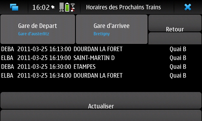 Masstransit screenshot